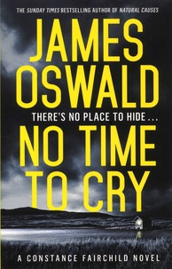 James Oswald - No Time to Cry.