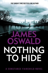 James Oswald - Nothing to Hide.