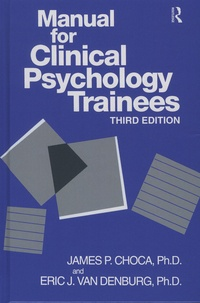 Checkpointfrance.fr Manual for Clinical Psychology Trainees Image