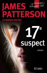 James Patterson - 17e suspect.