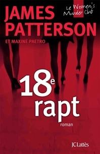James Patterson - Women's Murder Club  : 18e rapt.