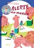 James Ponti - Florian Bates enquête 1 : Alerte au musée.