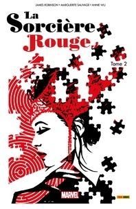 James Robinson et Marguerite Sauvage - La Sorcière Rouge (2016) T02 - Le tour du monde en magie.