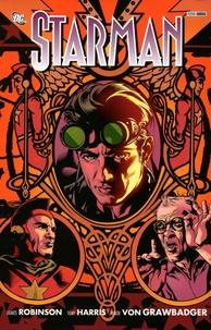 James Robinson et Tony Harris - Starman Omnibus Tome 1 : .