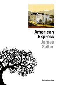 James Salter - American express.