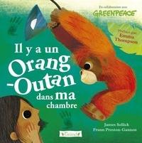 James Sellick et Frann Preston-Gannon - Il y a un orang-outan dans ma chambre.