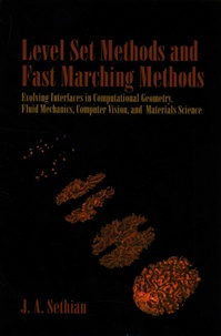 James Sethian - Level Set Methods and Fast Marching Methods - Evolving Interfaces in Computational Geometry, Fluid Mechanics, Computer Vision, and Materials Science.