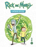 James Siciliano - Rick and Morty - L'artbook officiel.