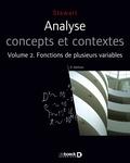James Stewart - Analyse concepts et contextes - Volume 2, Fonctions de plusieurs variables.
