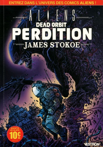 James Stokoe - Aliens : Perdition (Dead Orbit).