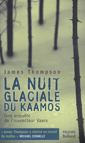 James Thompson - La nuit glaciale du kaamos.