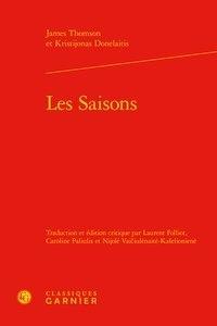 James Thomson et Kristijonas Donelaitis - Les Saisons.