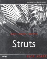 James Turner et Kevin Bedell - Struts. 1 Cédérom