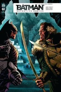 James Tynion et Marcio Takara - Batman detective comics Tome 3 : La ligue des ombres.