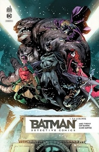 James Tynion IV et Paul Barrows - Batman detective comics Tome 1 : La colonie.
