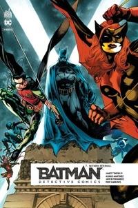 James Tynion IV et Alvaro Martinez - Batman detective comics Tome 7 : Batmen Eternal.