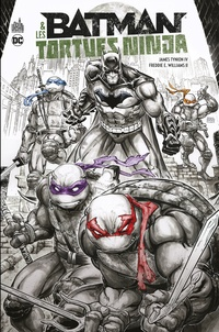 James Tynion IV et Ryan Ferrier - Batman et les Tortues Ninja  : .
