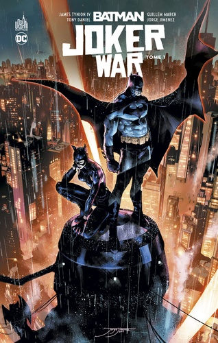 Batman Joker War Tome 1 Tome 1