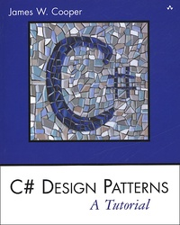 Goodtastepolice.fr C# Design Patterns. A Tutorial, CD-ROM Included Image