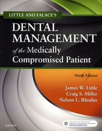 Histoiresdenlire.be Little and Falace's Dental Management of the Medically Compromised Patient Image