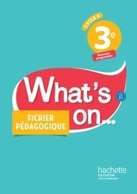 James Windsor - What's on... 3e A2-B1 - Fichier pédagogique.
