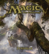 James Wyatt et Adam Paquette - Tout l'art de Magic The Gathering Zendikar.