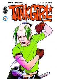Jamie Hewlett et Alan Martin - Tank Girl Tome 3 : .