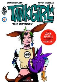 Jamie Hewlett et Peter Milligan - Tank Girl Tome 4 : The Odyssey.