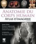 Jamie Weir et Peter-H Abrahams - Anatomie du corps humain - Atlas d'imagerie.