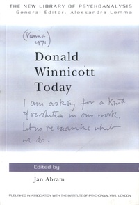 Jan Abram - Donald Winnicott Today.
