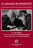 Jan Abram - Le langage de Winnicott - Dictionnaire explicatif des termes winnicottiens.