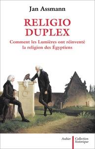 Histoiresdenlire.be Religio Duplex - Comment les Lumières ont réinventé la religion des Egyptiens Image