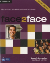 Deedr.fr Face2face Upper Intermediate - Workbook with Key Image