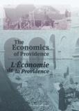Jan De Maeyer et Jimmy Koppen - L'économie de la providence - Gestion, finances et patrimoine des ordres et congregations en Europe, 1773 - ca. 1930.