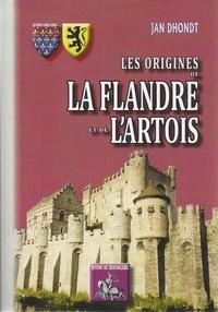 Jan Dhondt - Les origines de la Flandre & de l'Artois.
