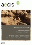 Jan Driessen - Excavations at Sissi II - Preliminary Report on the 2009-2010 Campaigns.