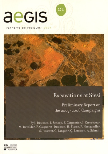 Jan Driessen - Excavations at Sissi - Preliminary Report on the 2007-2008 Campaigns.