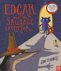Jan Fearnley - Edgard and the Sausage Inspector.
