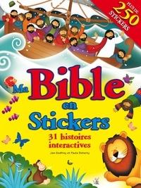 Jan Godfrey et Paula Doherty - Ma Bible en stickers.