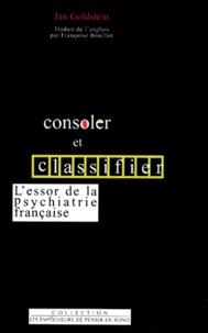 Deedr.fr Consoler et classifier - L'essor de la psychiatrie française Image