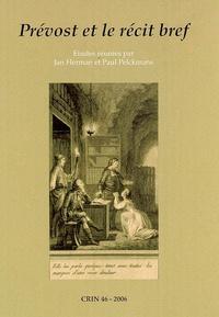 Jan Herman - Prévost et le récit bref.