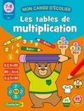Jan Heylen - Les tables de multiplication 7-8 ans.