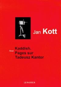 Histoiresdenlire.be Kaddish. Pages sur Tadeusz Kantor Image
