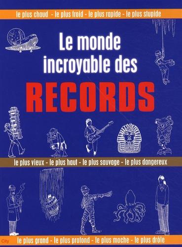 Jan Payne - Le monde incroyable des records.