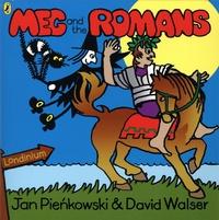 Jan Pienkowski et David Walser - The Meg and Mog Books  : Meg and the Romans.