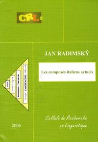 Jan Radimsky - Les composés italiens actuels.
