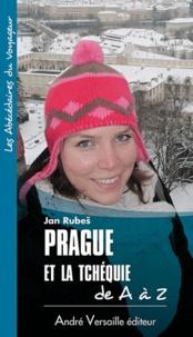 Jan Rubes - Prague et la Tchéquie de A à Z.