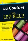 Jan Saunders Maresh - La Couture pour les Nuls.