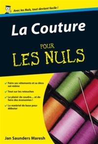 Téléchargements ebook gratuits kindle uk La Couture pour les Nuls en francais par Jan Saunders Maresh