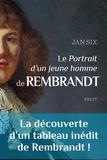 """Jan Six - Le """"Portrait d'un jeune homme"""" de Rembrandt."""